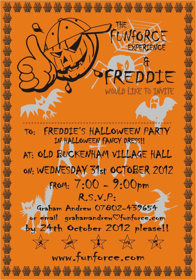 Halloween Party Funforce Com