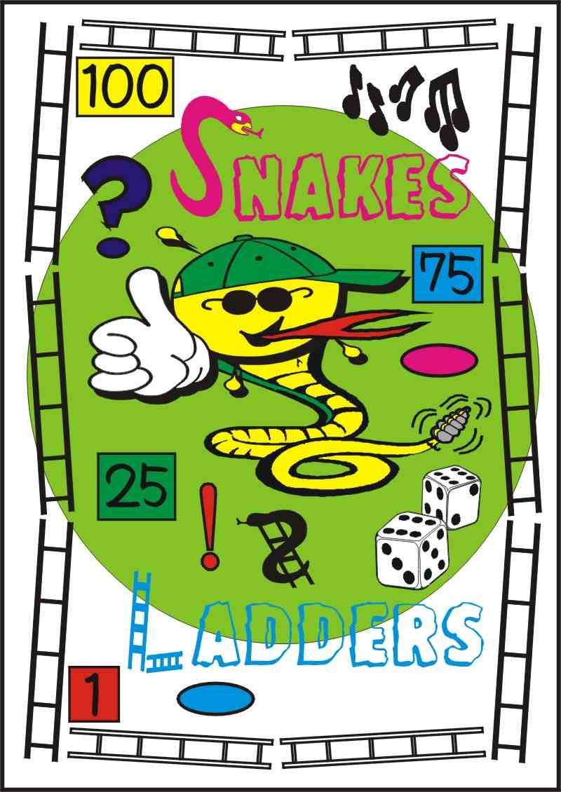 snakes & ladders party