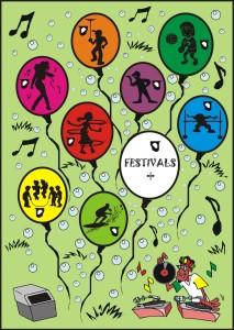 website festivals +
